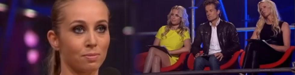 Verona – Celebrity Pole Dancing RTL5 (2014)