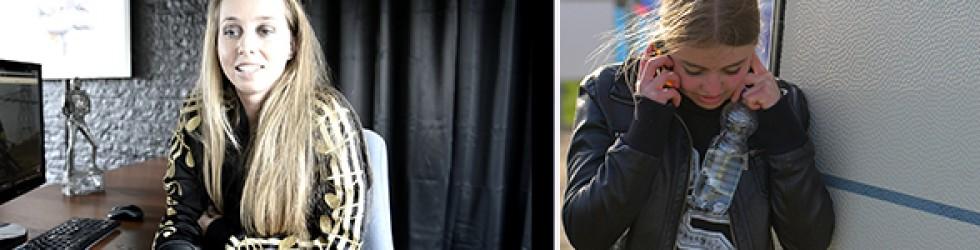 Telefonisch interview met Shana na WMX GP Engeland