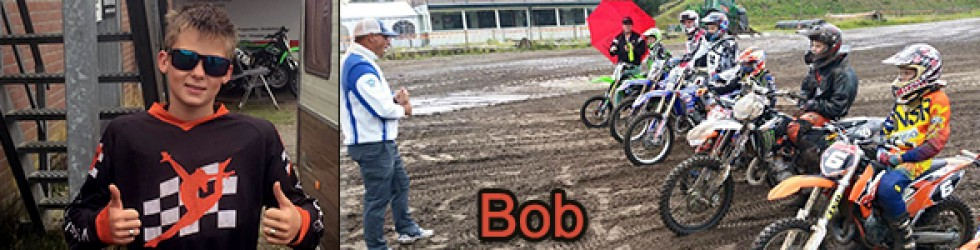 Bob MX-Trainingskamp